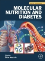 Molecular Nutrition and Diabetes