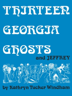 Thirteen Georgia Ghosts and Jeffrey