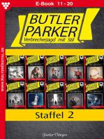 Butler Parker Staffel 2 – Kriminalroman
