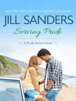 Serving Pride (Pride Series, #5)