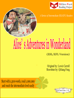 Alice's Adventures in Wonderland (ESL/EFL Version)
