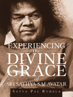 Experiencing the Divine grace of Sri Sathya Sai Avatar