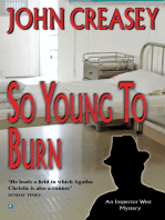 So Young to Burn