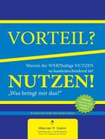 Vorteil-/Nutzen-Argumentation