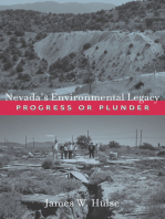 Nevada's Environmental Legacy