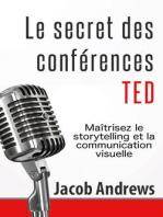 Le secret des conférences TED