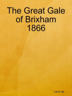 The Great Gale of Brixham 1866