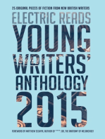 Young Writers' Anthology 2015