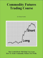 Commodity Futures Trading Course