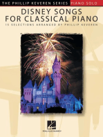 Disney Songs for Classical Piano