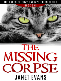 The Missing Corpse: The Lakeside Cozy Cat Mysteries Series