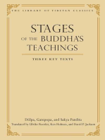Stages of the Buddha's Teachings