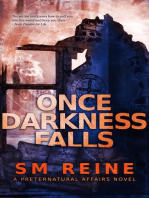 Once Darkness Falls
