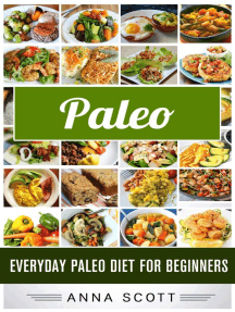 Paleo : Everyday Paleo Diet for Beginners (Everyday Paleo diet recipes, #11)