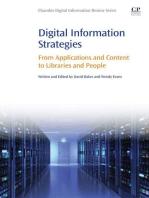 Digital Information Strategies