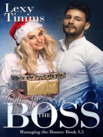 Gift for the Boss - Novella 3.5