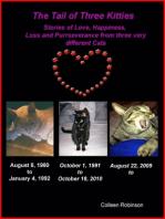The Tail of Three Kitties