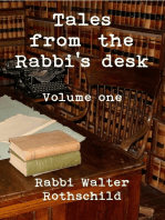 Tales from the Rabbi's Desk - Volume One Epub