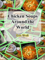 Chicken Soups Around the World