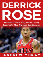 Derrick Rose: The Inspirational Story Behind One of Basketball's Most Dynamic Point Guards