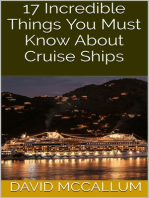 17 Incredible Things You Must Know About Cruise Ships