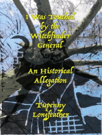 I Was Touched By the Witchfinder General - An Historical Allegation