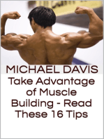 Take Advantage of Muscle Building - Read These 16 Tips