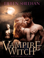 Vampire Witch (Book one of the Vampire Witch Trilogy)