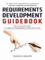 Requirements Development Guidebook
