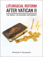 Liturgical Reform after Vatican II
