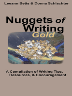 Nuggets of Writing Gold