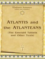 Atlantis and the Atlanteans