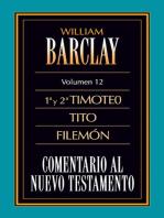 Comentario al Nuevo Testamento Vol. 12