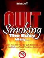 Quit Smoking The Easy Way