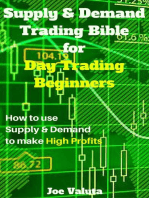 Supply & Demand Trading Bible for Day Trading Beginners