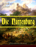 Die Narrenburg (Historischer Roman)