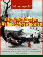 Die beliebtesten Weihnachtsgeschichten von Selma Lagerlöf