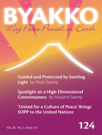 Byakko Magazine Issue 124