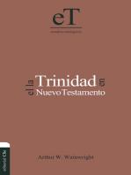 La Trinidad en el Nuevo Testamento