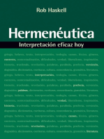 Hermenéutica