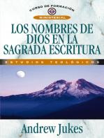 Los nombres de Dios en la Sagrada Escritura