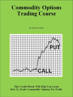 Commodity Options Trading Course