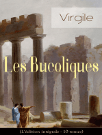 Les Bucoliques (L'édition intégrale - 10 tomes)