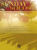 Sunday Solos for Piano
