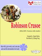 Robinson Crusoe (ESL/EFL Version)