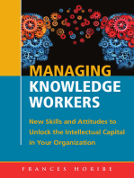 Managing Knowledge Workers: