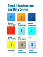 Cloud Infrastructure and Data Center