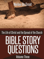 Bible Story Questions Volume Three