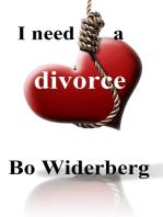 I Need a Divorce