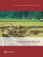 World Bank East Asia and Pacific Economic Update October 2015: Staying the Course